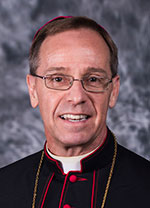 Letter from the Archbishop of Indianapolis to the Jewish community for Passover