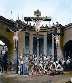 Archdiocesan pilgrims will view the world-renowned Passion Play in Oberammergau, Germany. (Photo courtesy Grueninger Tours Inc.)