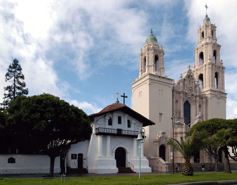 Pilgrimage To California Includes Missions And Historic Sites June