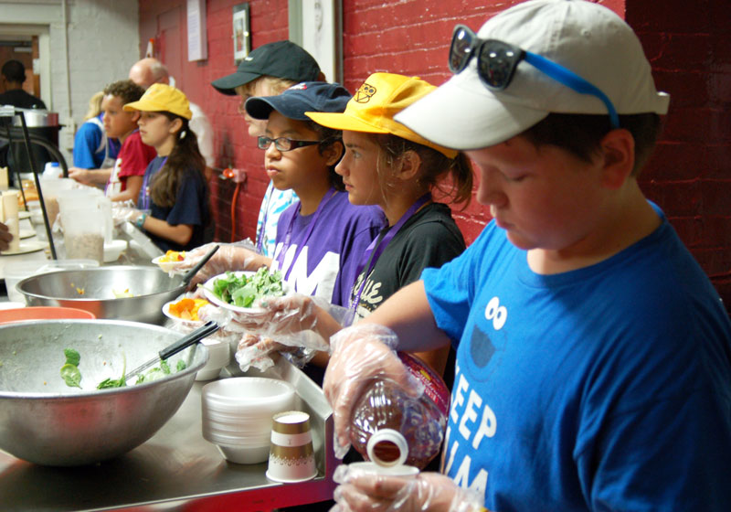 Cathedral Soup Kitchen Indianapolis