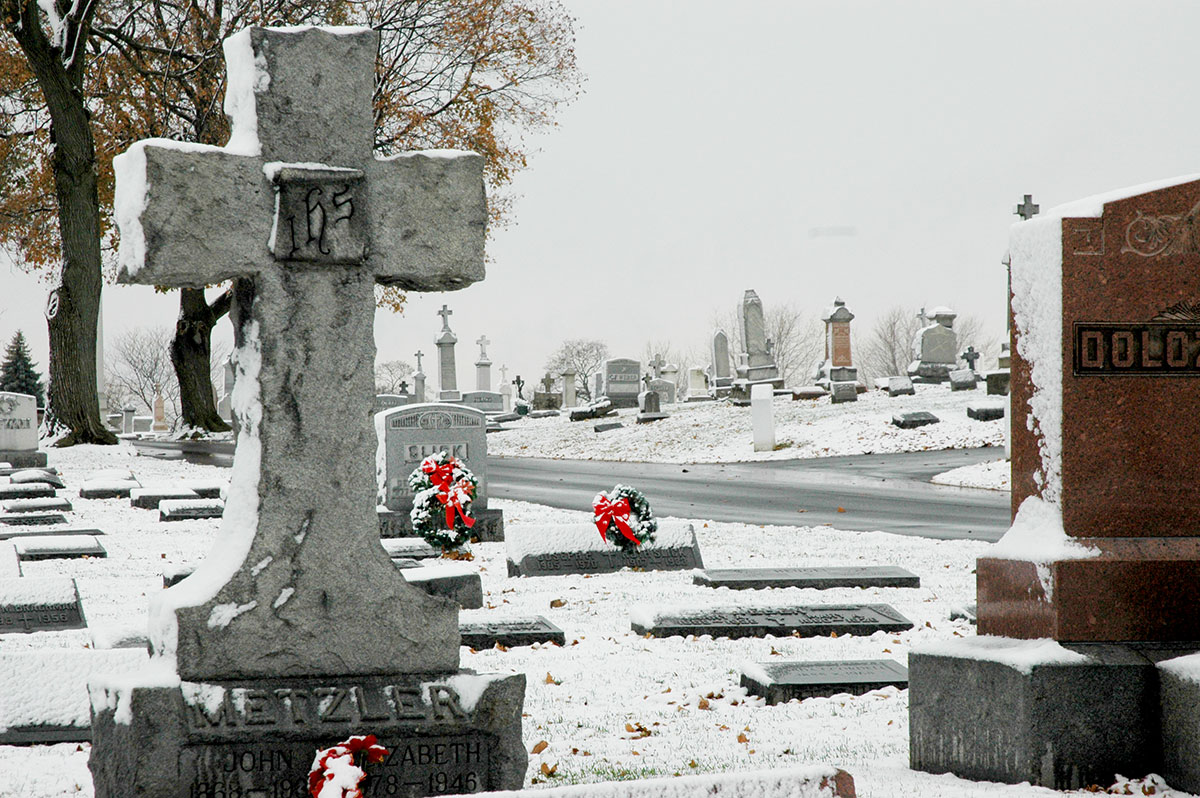 Catholic Cemeteries Provide Extension Of Our Faith