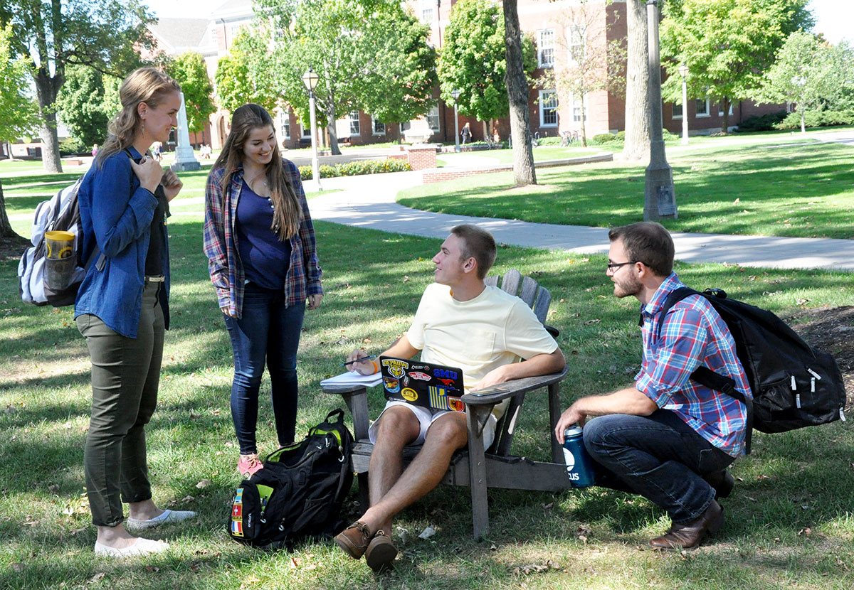 Uca Funds Make Focus Ministry Available At Depauw University