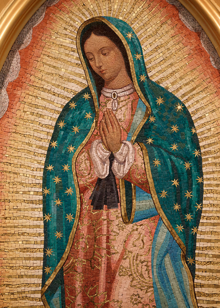 Feast of Our Lady of Guadalupe, Patroness of the Americas
