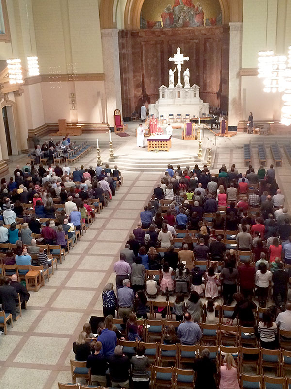 Around 400 members of St. Malachy Parish in Brownsburg made a pilgrimage to SS. & Three months into Holy Year of Mercy a plenary indulgence reminder ...