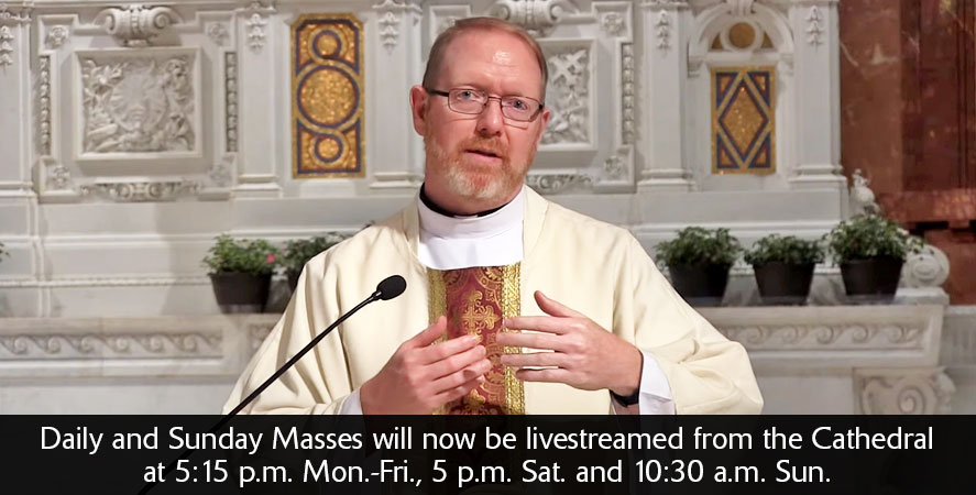 Streaming Mass
