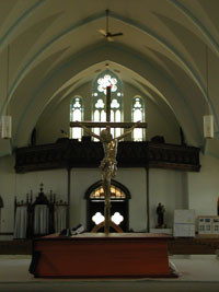 Parish Listings