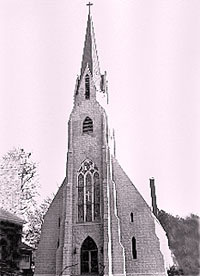 Annunciation Parish in Brazil