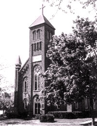 St  Elizabeth of Hungary Parish in Cambridge City